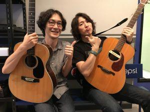 駒込ギター教室、生徒と講師