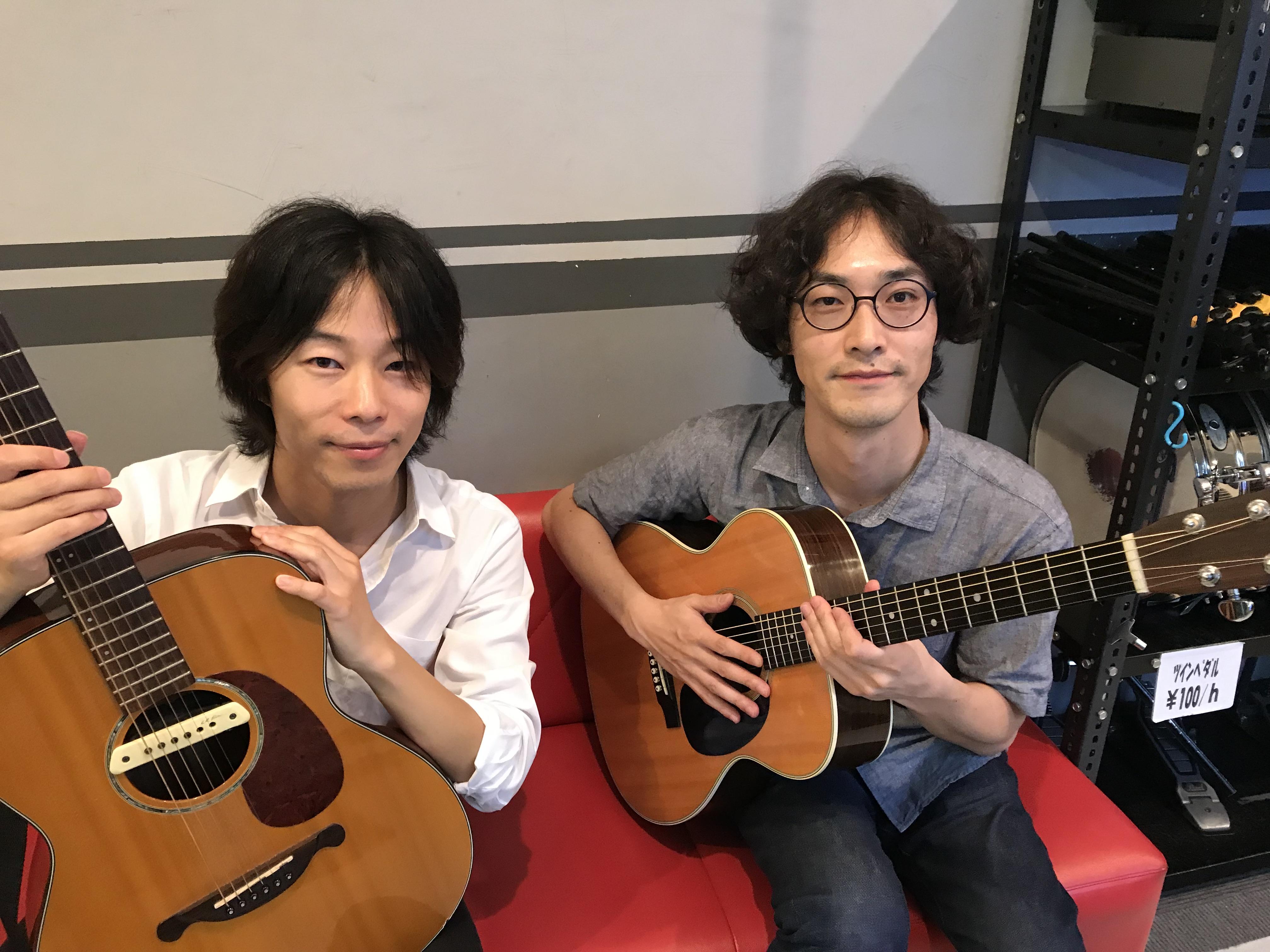 ギター教室風景