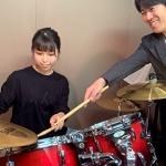 ドラム教室バナー
