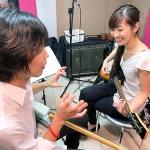 ギターレッスン風景2