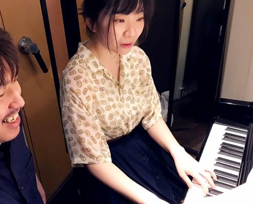 ピアノ教室 レッスン風景