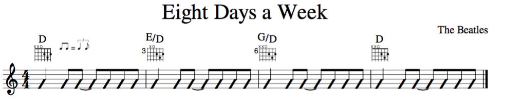 ギター練習用2