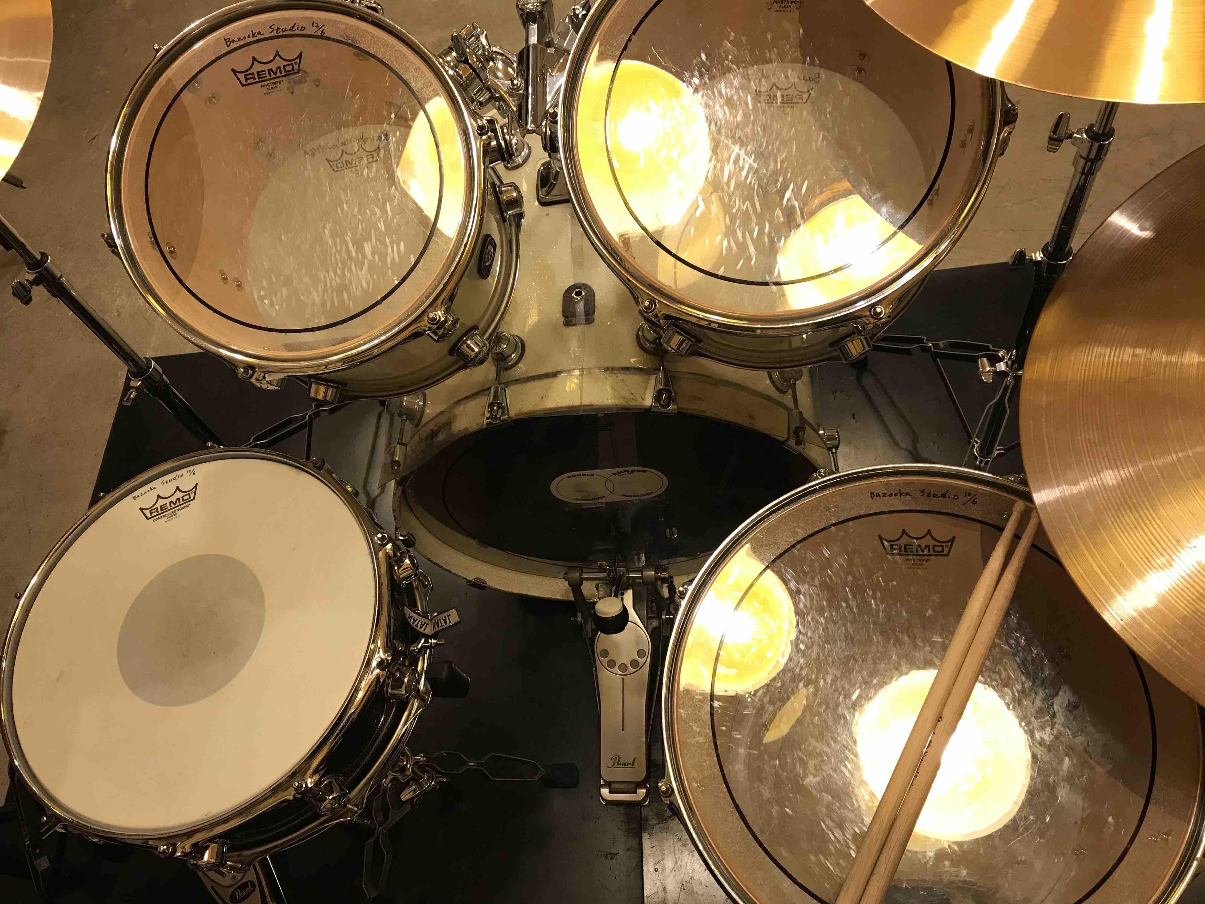 ドラム セッティング例2