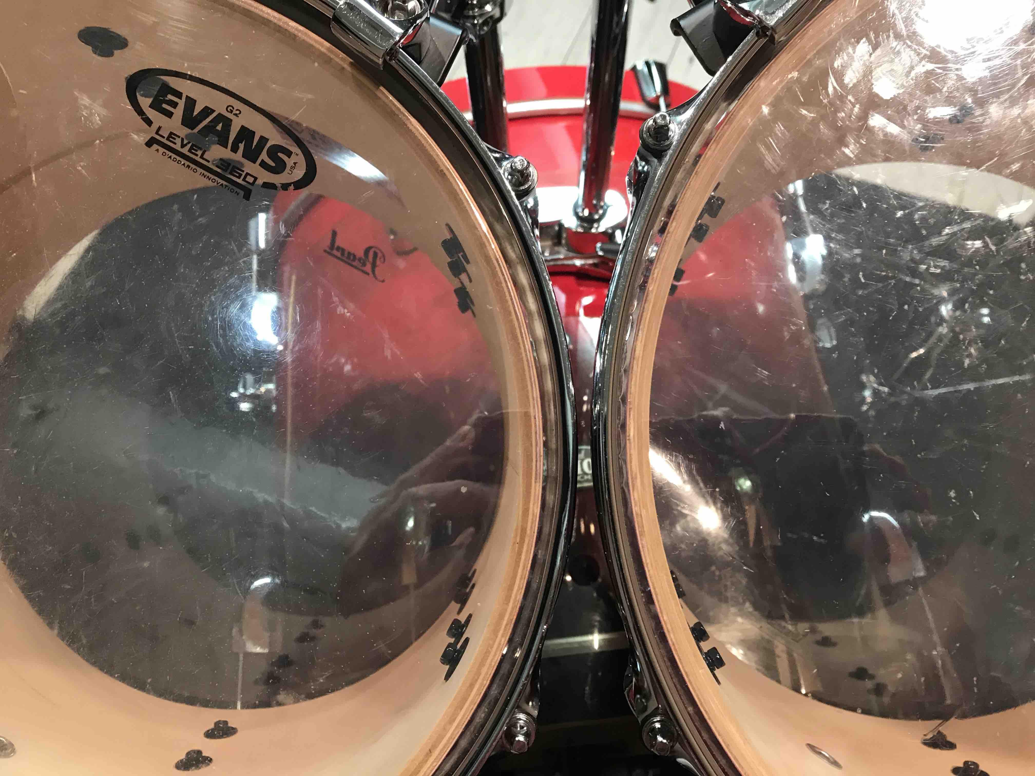 ドラム セッティング例6