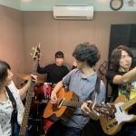バンド練習風景