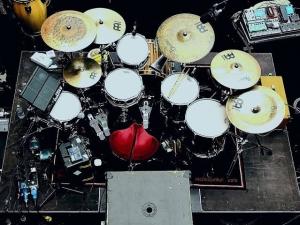 オススメのドラムセッテイング Jost Nickel