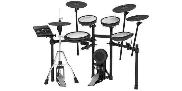 ドラム教室の電子ドラムの説明