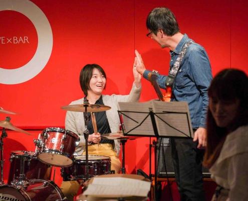 LiveArt音楽教室セッション様子