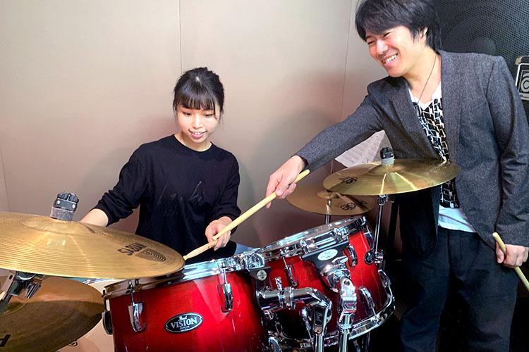 ドラム教室_LiveArt
