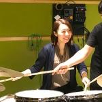 ダウンアップ奏法のコツ,ドラム練習方法1