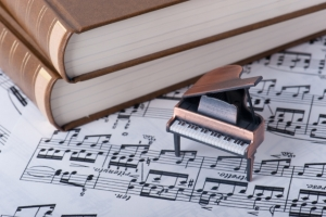 ピアノ教室の雰囲気