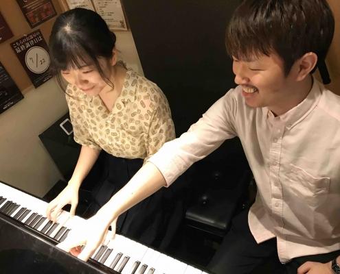 ピアノ教室day4