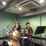埼玉ドラム教室,ドラムレッスン風景