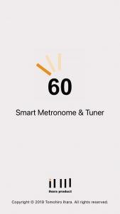 ベース練習メトロノームアプリ
