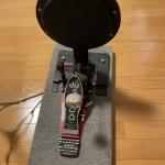 ドラム自宅練習方法,練習パッド,バスドラム紹介