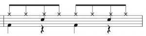 ドラムのストローク,実用例1