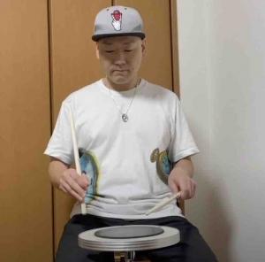 ドラムのフルストローク,良い例